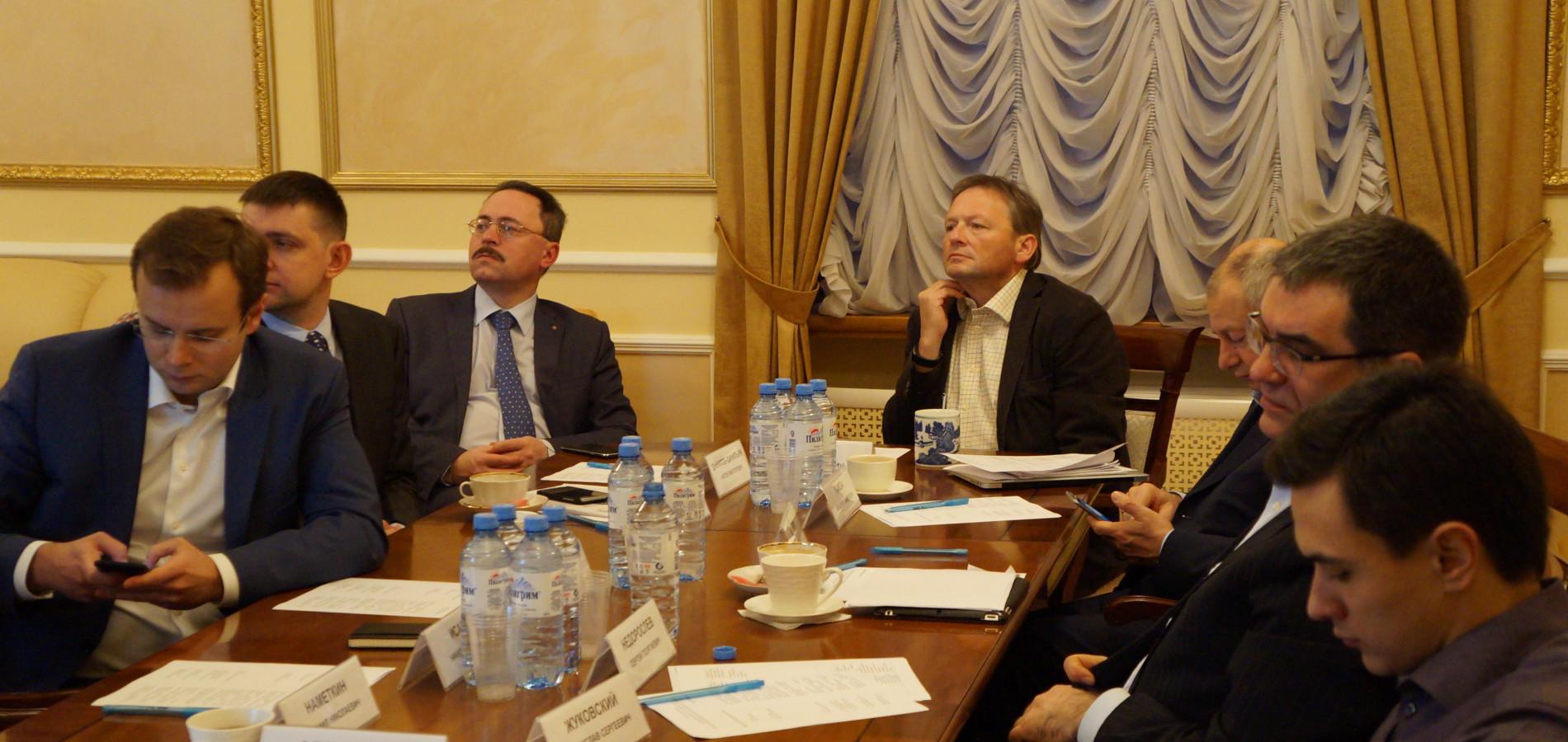 Столыпинский клуб обсудил прогнозы развития экономики России