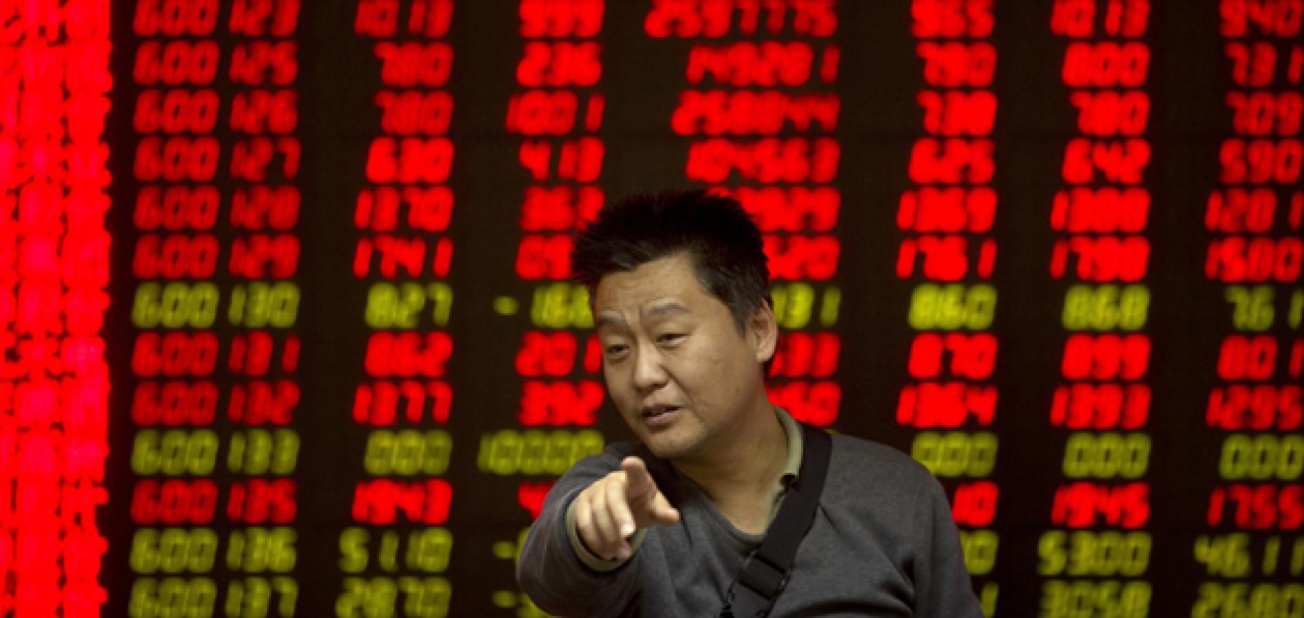 Перетряхивание с погромыхиванием. Чем грозит провал на биржах США и Китая