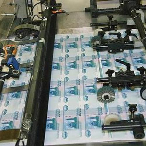 Экономика России без денег: печатать нельзя ждать