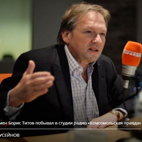 Уполномоченный по защите прав предпринимателей Борис Титов: «Чеканить монету — нормальная финансовая политика»