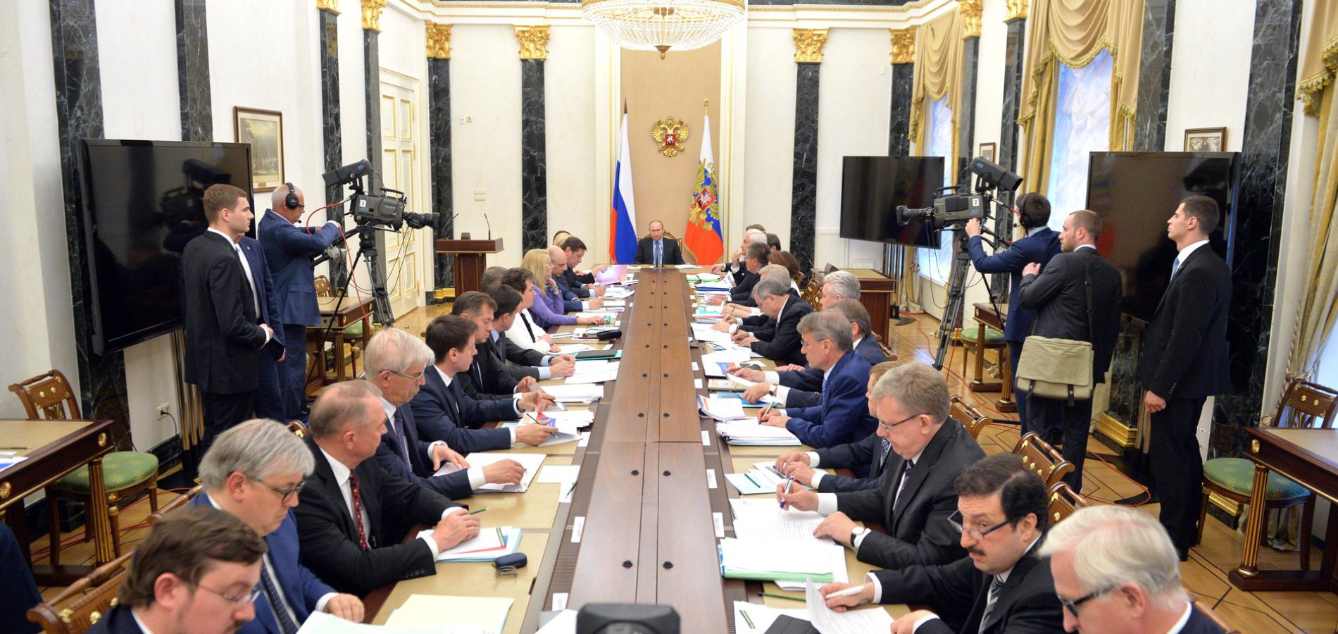 «Экономику роста» представили Владимиру Путину