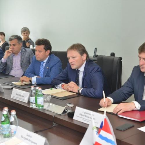 Бизнес-омбудсмен встретился с предпринимательским сообществом Омской области