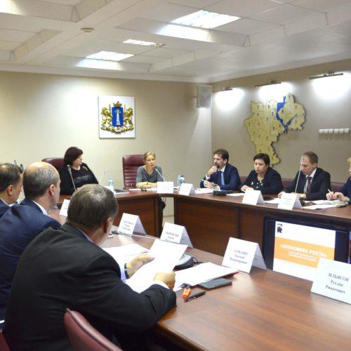 В Ульяновске обсудили разработку методики мотивации муниципалитетов по развитию МСП