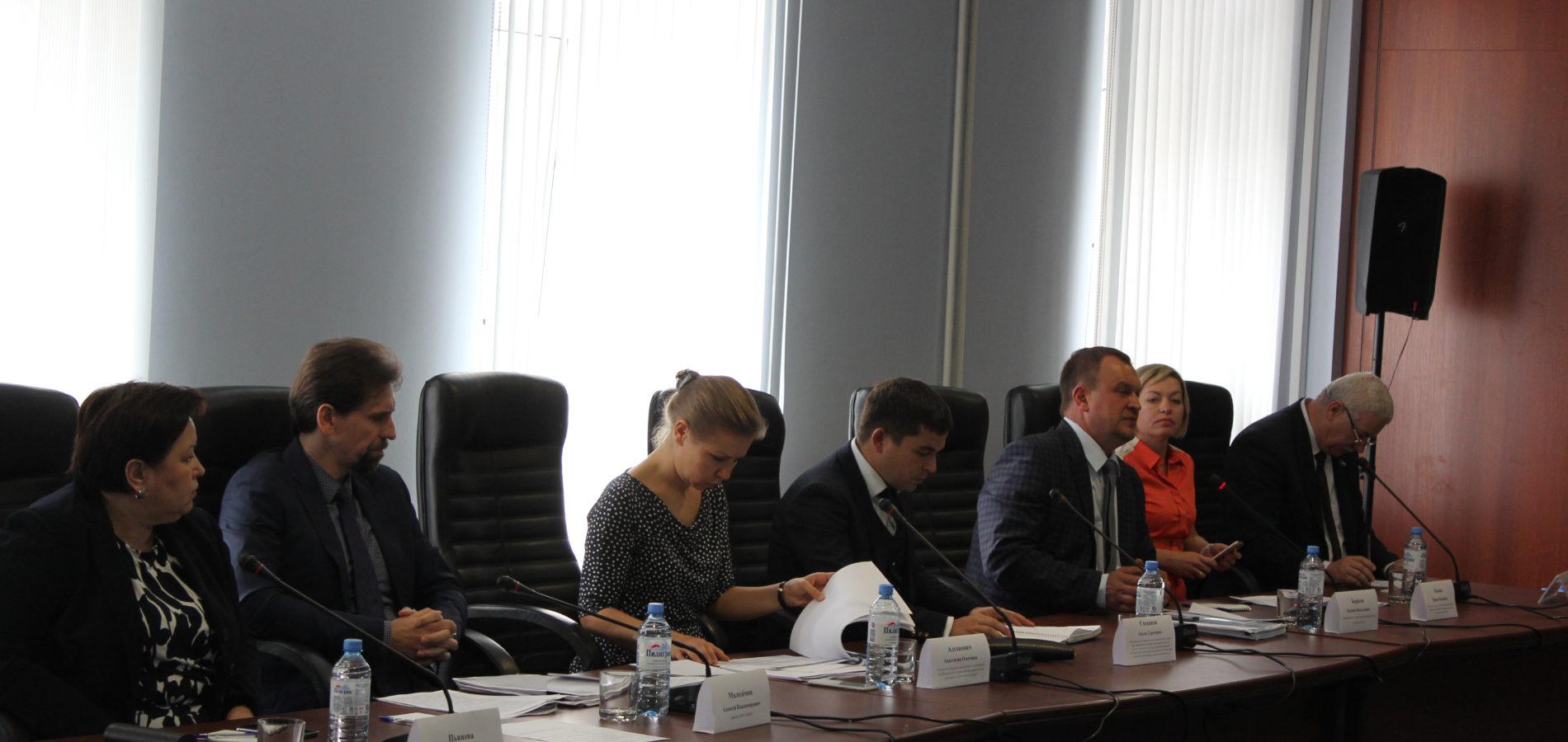 В Самаре прошло публичное обсуждение методики мотивации муниципалитетов06июня2016