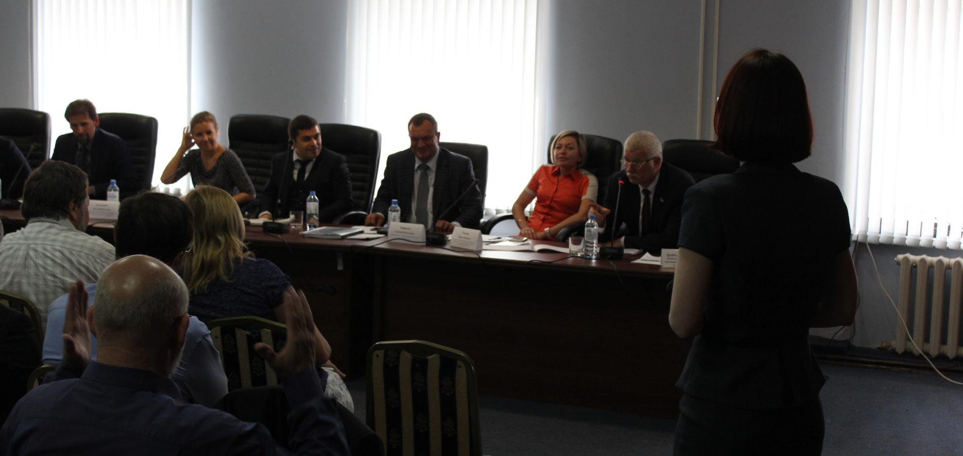 В Самаре прошло публичное обсуждение методики мотивации муниципалитетов по развитию малого и среднего бизнеса