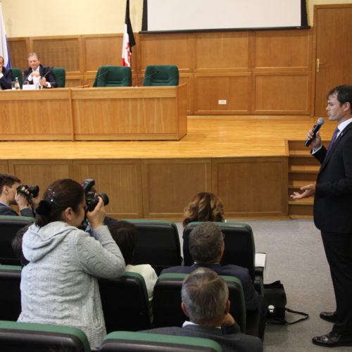 Борис Титов представил программу «Экономика Роста» предпринимателям Удмуртии