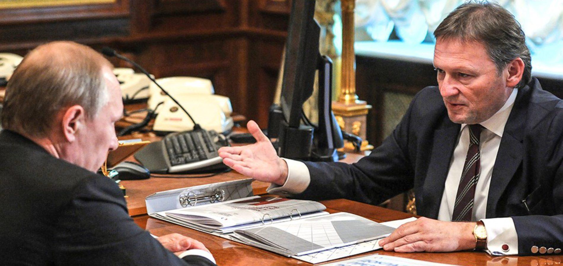 Борис Титов представил Владимиру Путину третий доклад Уполномоченного по защите прав предпринимателей