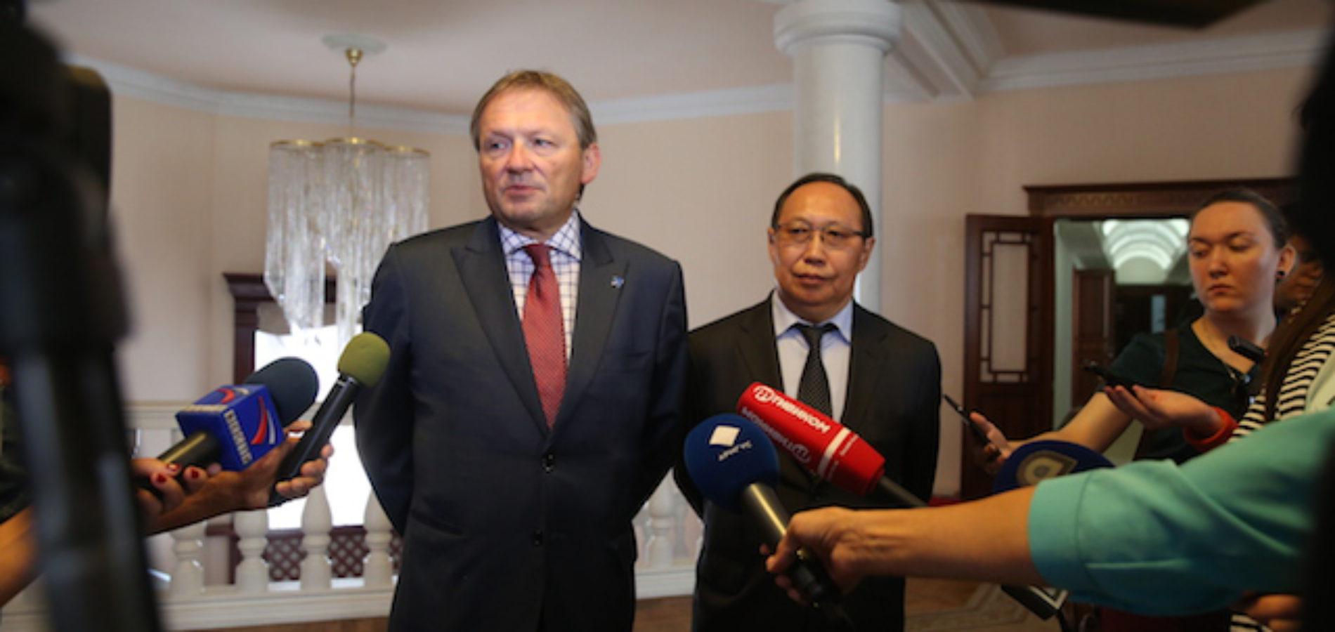 Борис Титов предложил создать на Байкале эколого-экономический ТОР
