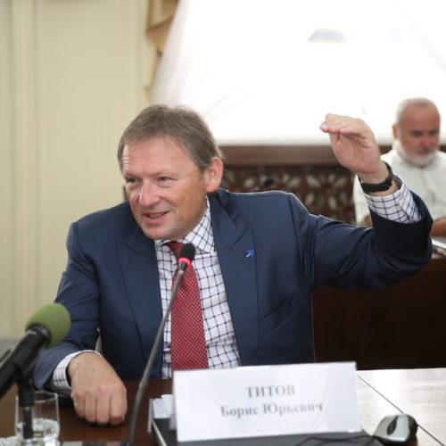 Борис Титов: «Нет у нас препятствий к тому, чтобы смягчать денежно-кредитную политику»
