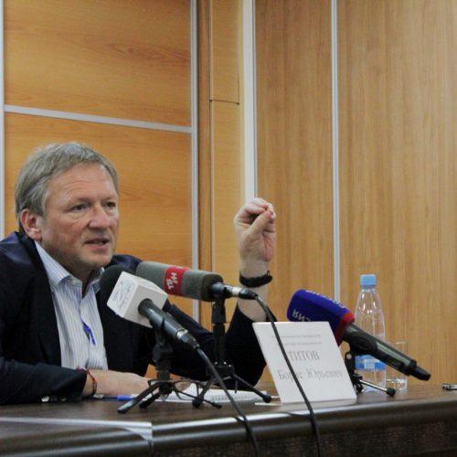 Борис Титов: «Приоритет для промышленников — безопасная среда обитания и экологичное производство!»