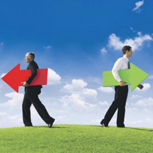 Структурные реформы: два пути