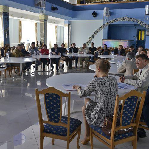 В Севастополе обсудили индекс предпринимательской уверенности в промышленности