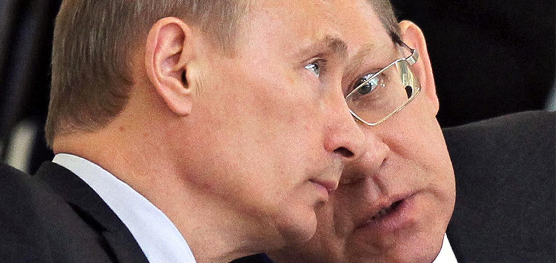 Путин выбирает план