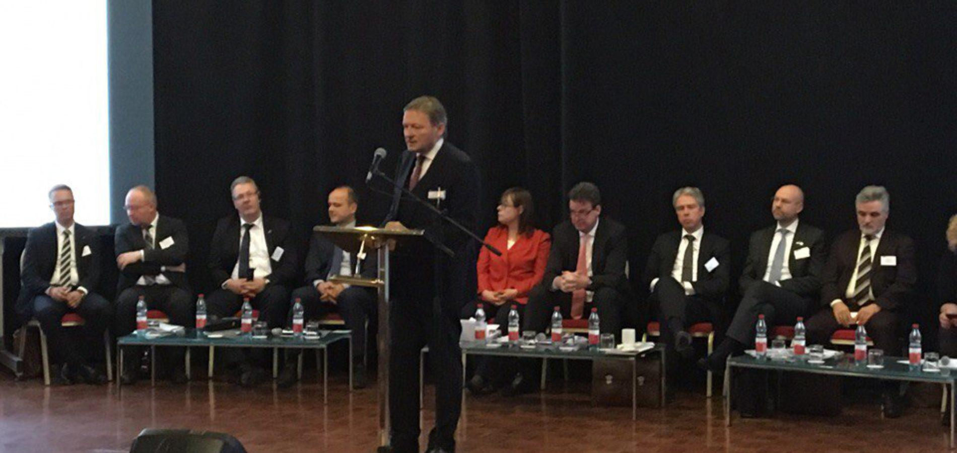 Борис Титов представил «Стратегию Роста» на встрече с представителями Российско-Германской внешнеторговой палаты
