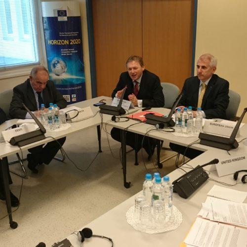 Бизнес-омбудсмен Борис Титов обсудил с послами Евросоюза «Стратегию Роста»