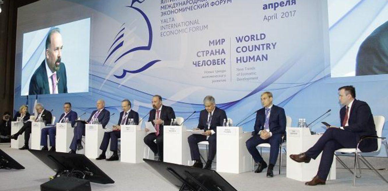 Итоги ялтинского форума: помогите бизнесу, и он поможет стране