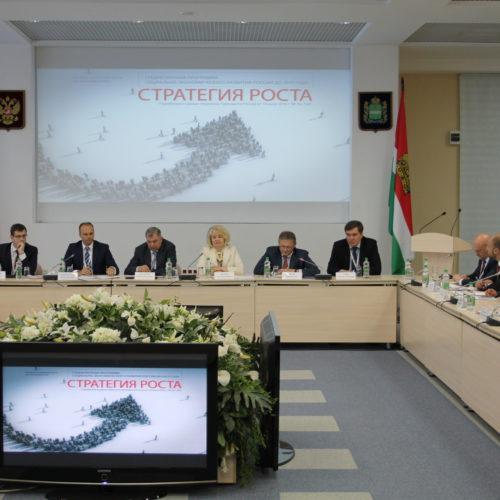 Борис Титов и Анатолий Артамонов обсудили программу экономического развития России с промышленниками ЦФО