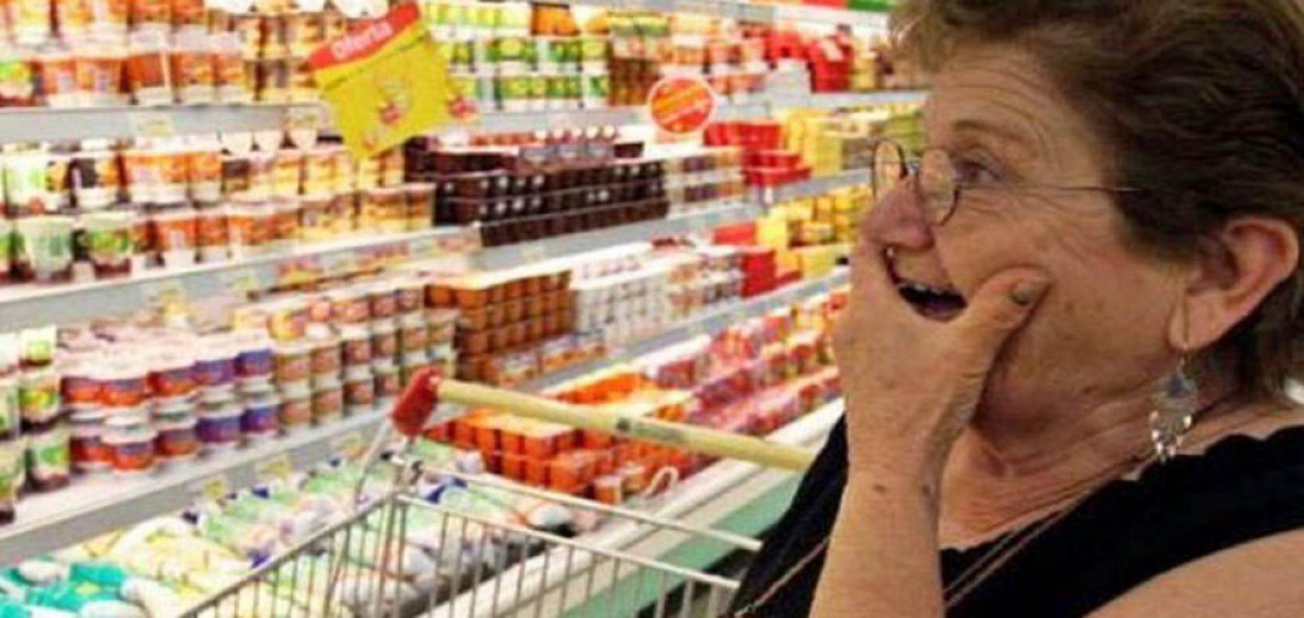 Реальная инфляция по некоторым видам товаров первой необходимости доходит до 300%