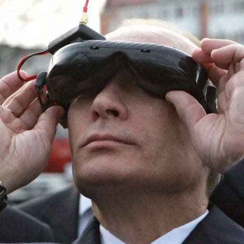 Путин приведет технологии в Россию