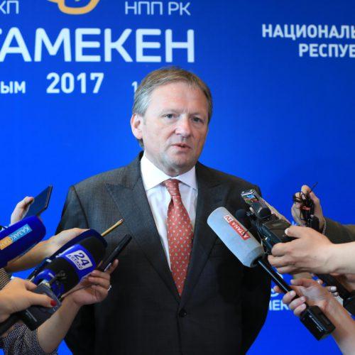 Борис Титов: «Нам есть чему поучиться у Казахстана»