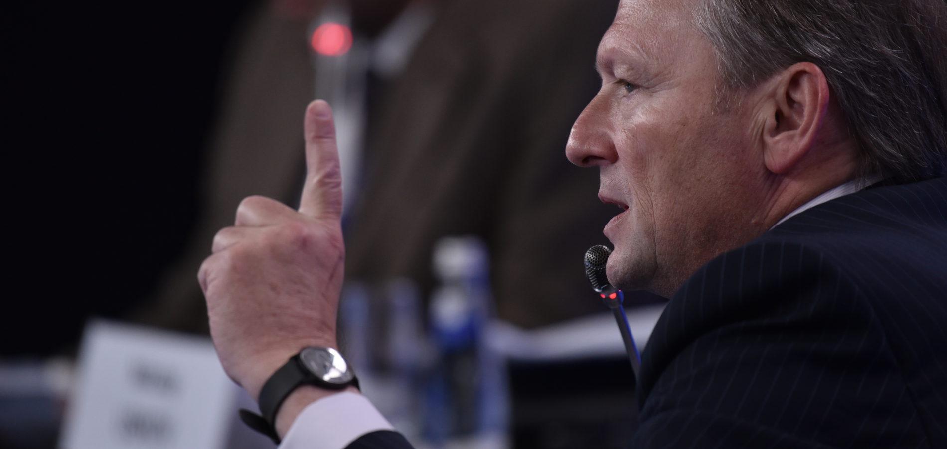 Борис Титов: Мы еще слишком зависимы от нефти