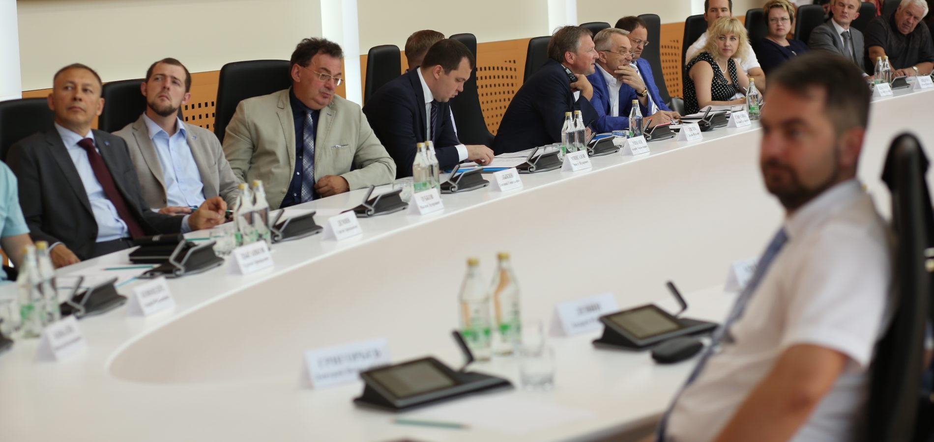 Губернатор Белгородской области поддержал идеи программы «Стратегии Роста»