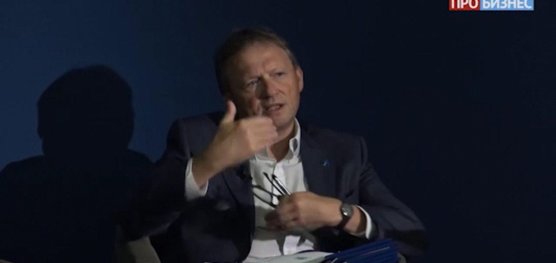 Программа «Стратегия Роста» на телеканале «Про бизнес». Третья серия