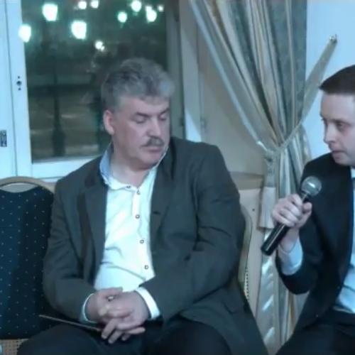Выступление Игоря Драндина на заседании Столыпинского клуба 4 декабря 2017 года