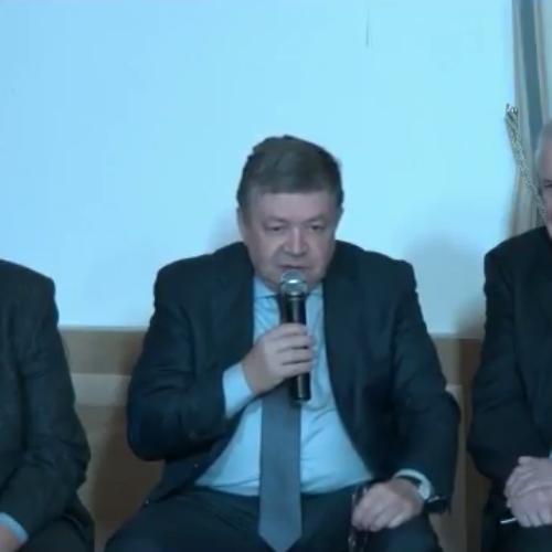 Выступление Руслана Гринберга на заседании Столыпинского клуба 4 декабря 2017 года