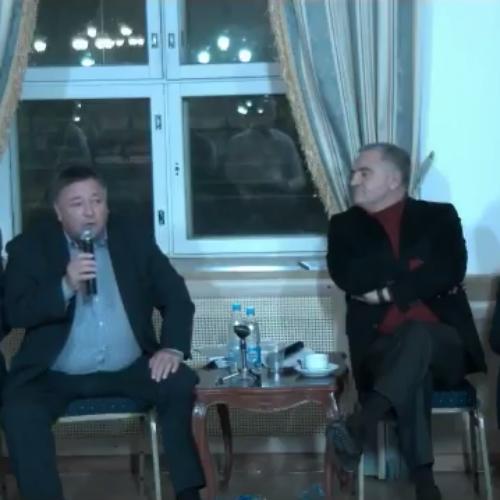 Подведение итогов заседания Столыпинского клуба 4 декабря 2017 года
