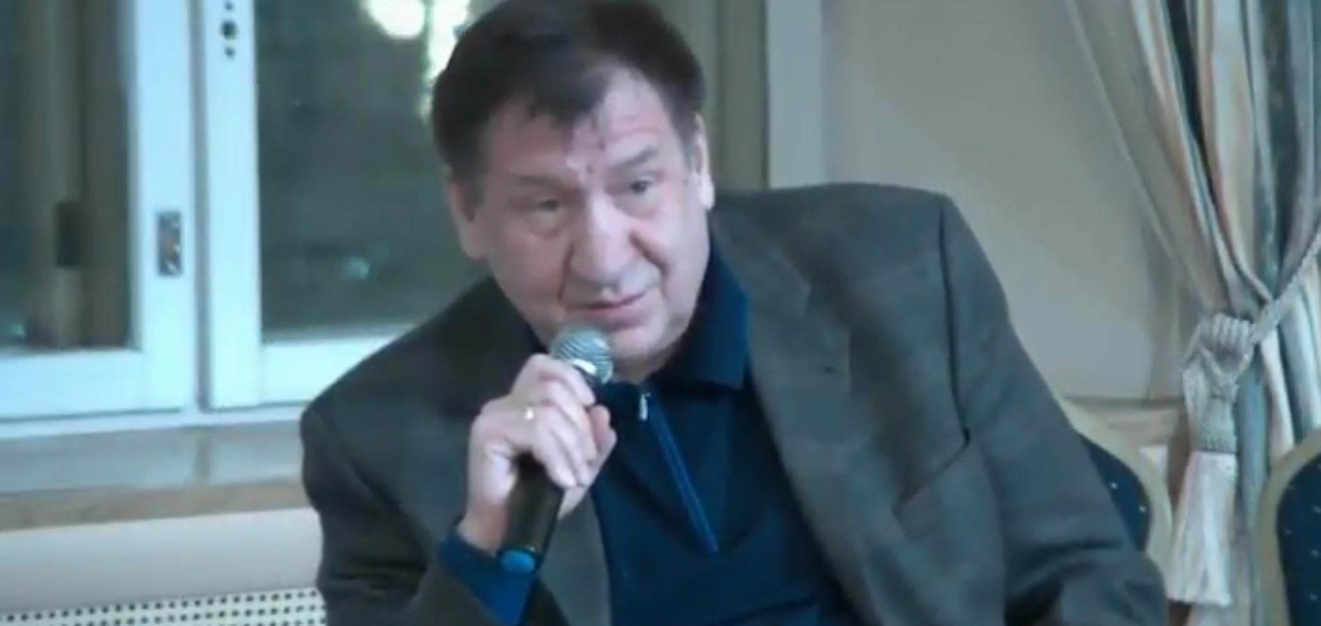 Выступление Ивана Старикова на заседании Столыпинского клуба 26 декабря 2017 года