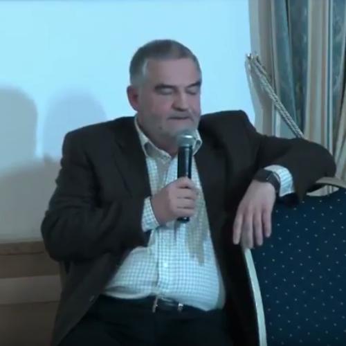 Выступление Евгения Тарло на заседании Столыпинского клуба 26 декабря 2017 года