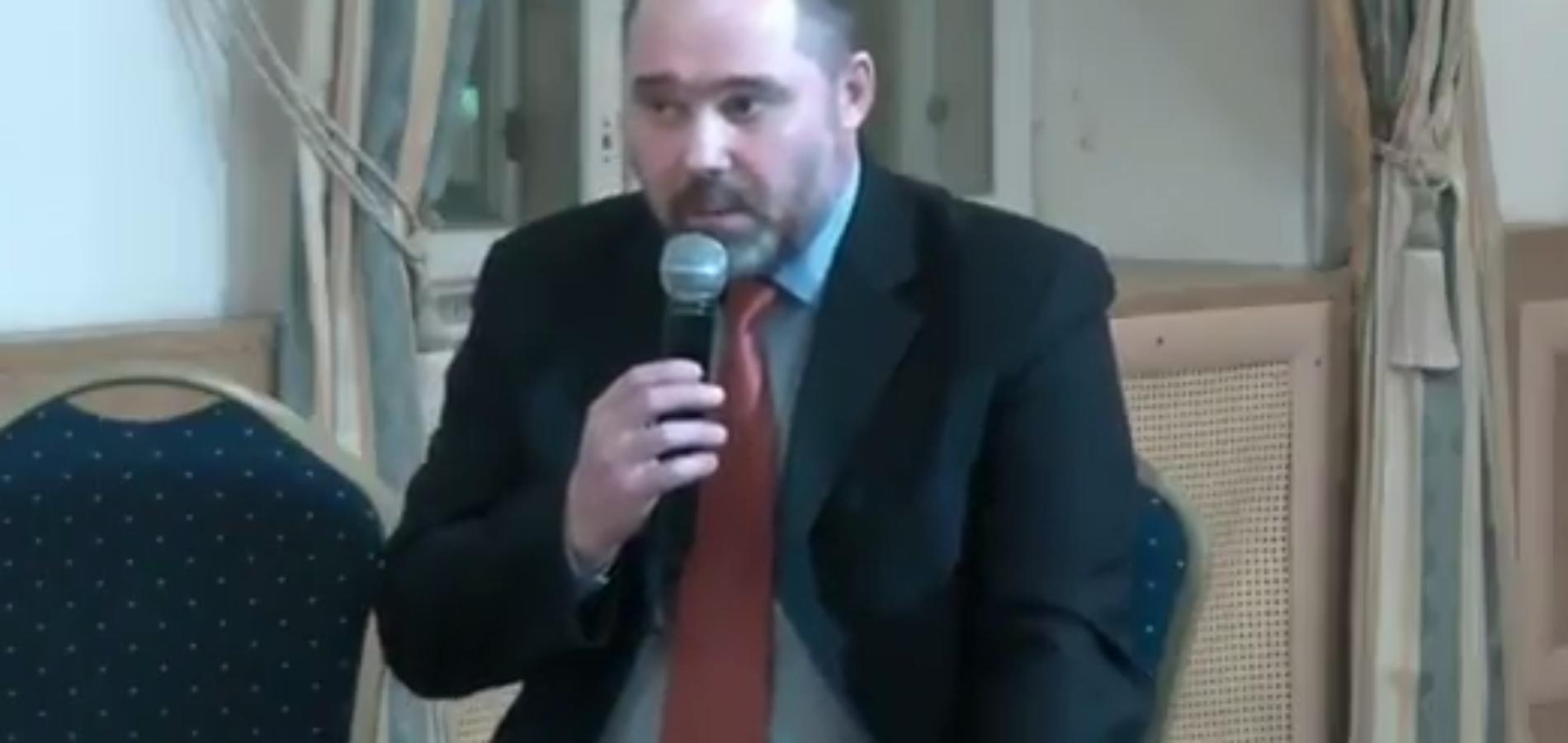 Выступление Дмитрия Чистилина на заседании Столыпинского клуба 26 декабря 2017 года