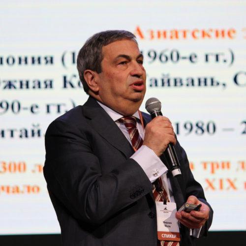 Яков Миркин: «Рецепт экономического чуда известен, нужна лишь политическая воля»